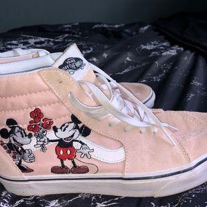 COPY - Disney Vans Light Pink